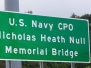 CPO Nick Null Bridge Dedication - Parkersburg WV - 23 Aug 13
