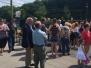 HOTH - PFC Byron Kelly Bridge Dedication - Memorial / Bruceton Mills, WV, 11 JUN 16