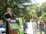 Memorial - 9/11 Memorial Dedication / Huntington, WV, 11 SEP 16