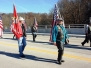 Memorial - Veterans Memorial Bridge Dedication - Shinnston, WV - 11 Nov 14