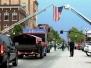 Memorial - WTC, 9-11 Artifacts Escort / JFK, NY, NJ, PA, MD, Huntington, WV, 12 MAY 16