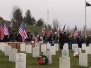 Wreaths Across America / Institute-Milton, WV, 13 DEC 14