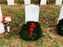 Wreaths Across America / Institute, WV, 12 DEC 15