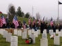 Wreaths Across America / Pruntytown, WV, 13 DEC 14