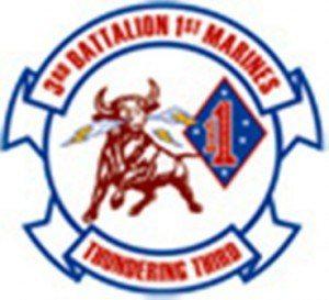 3rd Btn, 1st Marines