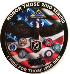 Honor Those Who Served (Motorcycle)