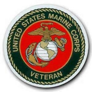 Veteran marin Corps
